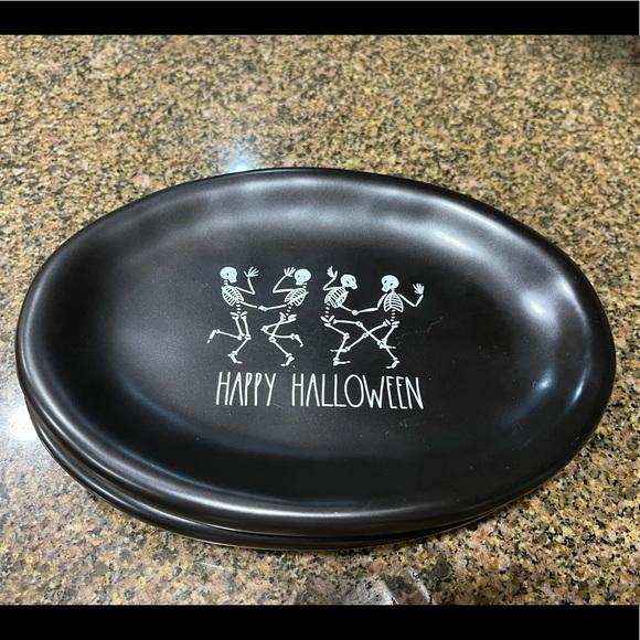 New Rae Dunn 🎃 Halloween Oval Plate